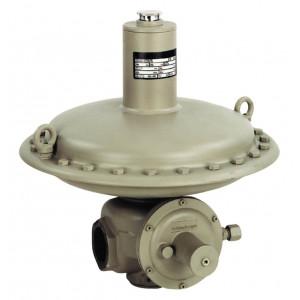 Регуляторы давления газа RB 1700 и RB 1800 (ITRON / Actaris Германия)