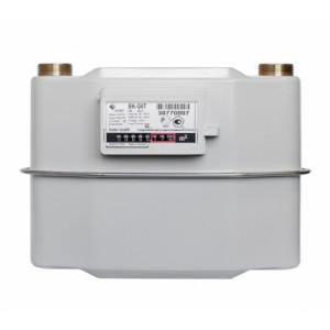 Бытовые диафрагменные счетчики газа BK-G 4-6 (T) с объемом измерительной камеры 2,0 литра