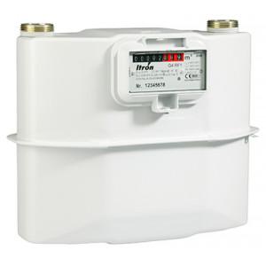 Бытовые диафрагменные счетчики газа G6-RF1 и G4-RF1