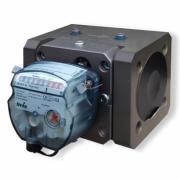 Ротационный счетчик газа Delta Compact (ITRON Германия)