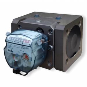 Ротационный счетчик газа Delta Compact (ITRON Германия) – цена, заказ, доставка