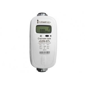 Счетчик газа бытовой GSN-6T