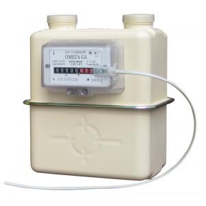 Бытовой счетчик газа ОМЕГА G4; G2,5; G1,6: цена, продажа, доставка