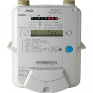 Счетчик газа Itron GALLUS iV PSC G4;G2.5;G1.6 – цена, заказ, доставка