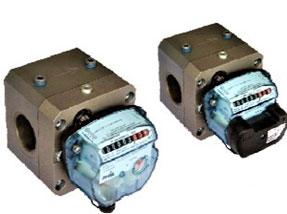 Ротационные счетчики газа Delta Compact